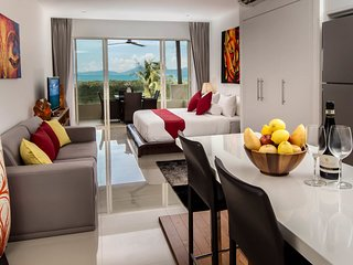 Azur Samui Luxury Sea View Studio Apartment in Maenam (1101), Mae Nam