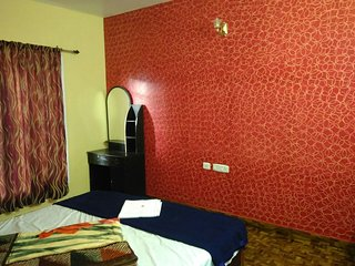 Double bed room cottage, Kodaikanal