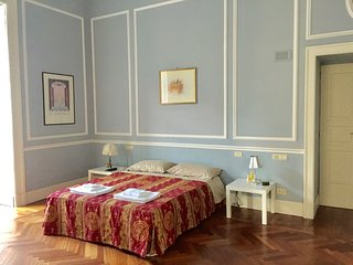 Panoramic House B&B di charme Queen Sofia Room, Castellammare Di Stabia