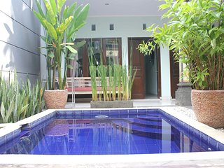 Quiet Balinese villa nearby Canggu