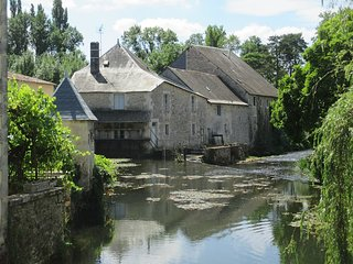 Step back in time ,restored 17th century house