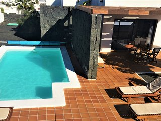 Villa Bellavista A5 with private heated pool, wifi, air conditioner, etc ..., Playa Blanca
