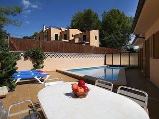 Mora detached house with pool, Cala San Vincente