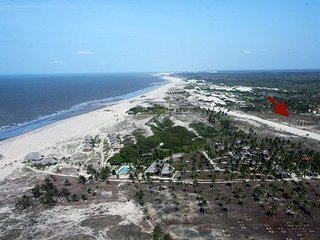 Coqueirao - Praia do Preà Jericoacoara