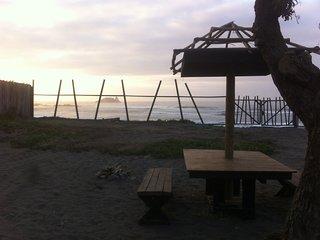 Camping acceso directo a la playa full equipado