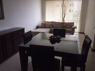 Espectacular Apartamento Amoblado Milla oro 807