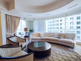 Superior 3BR With Terrace For Ideal Family Stay, Emirate of Dubai
