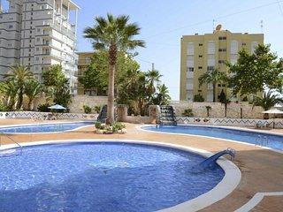 Apartamento Turquesa Beach 39B, Calpe