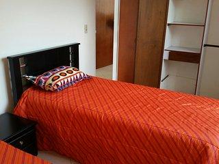 Apartamento amoblado medellin Sabaneta 3 Hab 2 baños Duermen 6