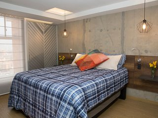 ⋪SoundProof & Full Comfort⋫1BR w/ HDTV ♝Excellent Local and International Food♗