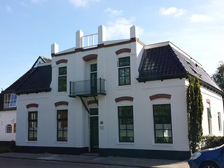 Great B&B for exploring the North of Groningen, Tuliproom