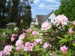 Le jardin de Saint Jean, Saint-Jean-aux-Bois