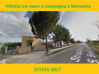 Villetta tra Mare e Campagna (Rif.33333_44040), Marconia