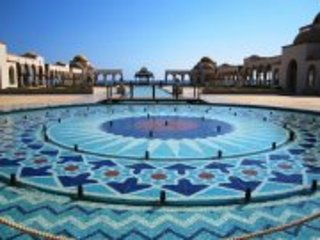 "Apartment in Sahl Hasheesh. Complex on the beach ""Paradise Gardens""."