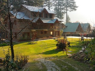 Casa Bella Vista Cafe & Cottages, Manali