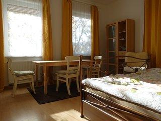 Große Wohnung in schicker Villa