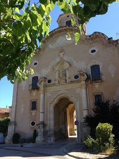 Santes Creus monastery, around 20-25 minutes drive away