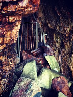 Smugglers coves and tales of Cornish ways.