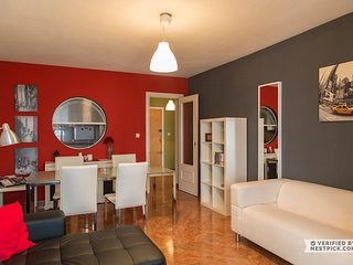 MAGNIFIC APARTMENT IN CITY CENTER. SPECIAL COUPLES