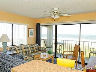 Cabana 232 2 Bedroom Oceanfront W/Pool in Carolina Beach