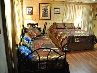 Mountain View Vacation Rentals Mt. Alice Room, Seward