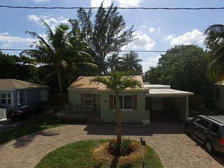 Beach Block Single Home in the Heart of Deerfield Beach. The Best Location!