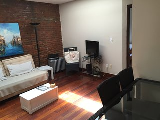Charming 2-Bedroom, 2nd floor of Brick Townhouse, in Heart of Brooklyn