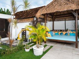 Big Gazebo for chilling during hot Balinese  days