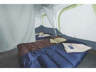 Comfy Cabin Tent! Complete Privacy & Comfort For You.