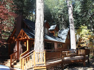 Lake Arrowhead - 1940's Charming Cabin