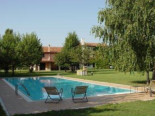 Villa di campagna con parco e piscina, Oderzo