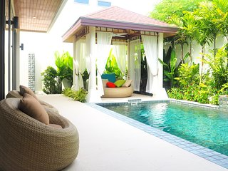 Rawai : New and beautiful villa close beach