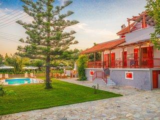 Villa Arokaria, Tsilivi