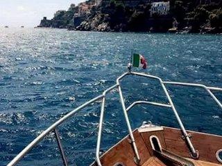 Yacht Akhir Cruise - gorgeous boat, Salerno