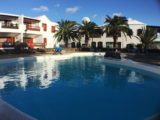 Apartment Maravillosa mit Pool, Sat-TV, free Wifi, Costa Teguise