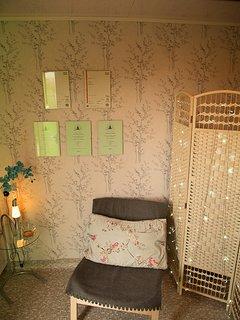 Pamper Pod at Wall Eden Farm. Massage, Sauna, Hot Tub and Jacuzzi