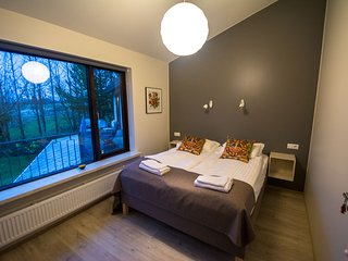 Brekkugerdi Guesthouse Room 4, (double/private), Selfoss