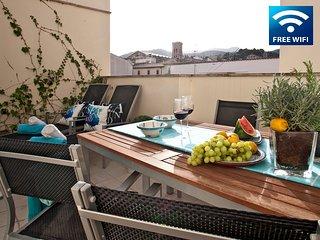 Encantador Apartamento en el corazon de Pollensa BLUE APARTMENT