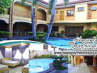 Heavenly Fresh Private Resort, Calamba