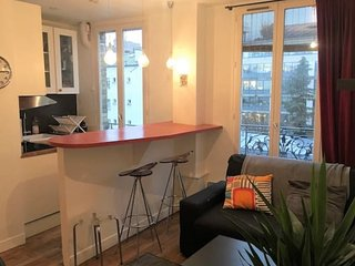 Cosy 1bdr Flat Idealy located Next to Pte Maillot, Levallois-Perret