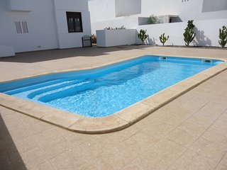 Playa Blanca Apartment, good location, close to Marina, secure internet / TV
