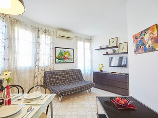 Charming flat next to Sants Estacio