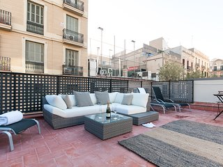 LOFT PASEO DE GRACIA WITH TERRACE
