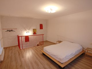 Cozy loft in Vilnius Old Town Private Entrance 2-4 persons