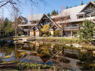 'Lagoons' 2 bedroom townhome - Village Location, Whistler