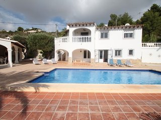 Welsh - two story holiday home villa in Moraira