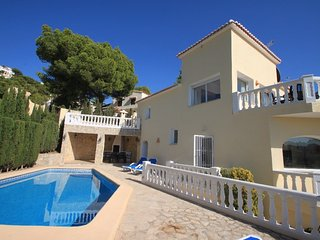 Gavina - modern, well-equipped villa with private pool in Benissa