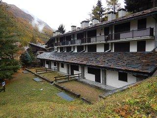 Accogliente Bilocale in centro paese, Valtournenche