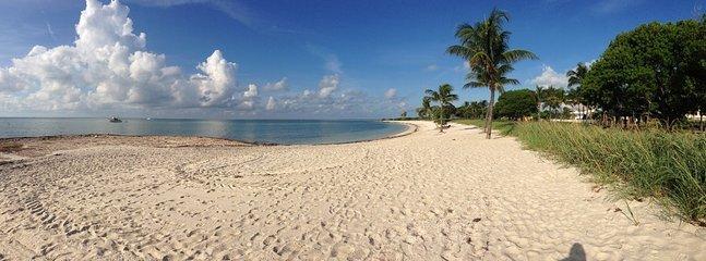 Sombrero Beach, Public Beach,  A Short Distance From The Home