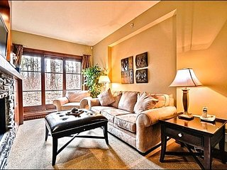 1BR Ultimate Ski In/Out, Lift at Your Doorstep, Casino Area / 215476